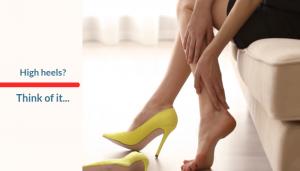 Preventive measures - Varicose veins