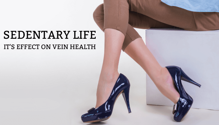 Sedentary Lifestyle – It's Effect On Vein Health